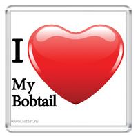 I Love My Bobtail
