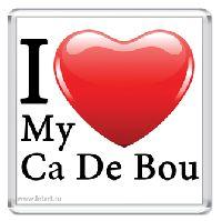 I Love My Ca De Bou