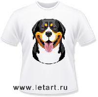 Большой швейцарский зенненхунд Собака улыбака (детские)