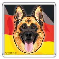 Немецкая Овчарка #1